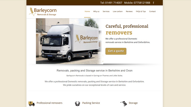 barleycorm removals oxfordshire berkshire