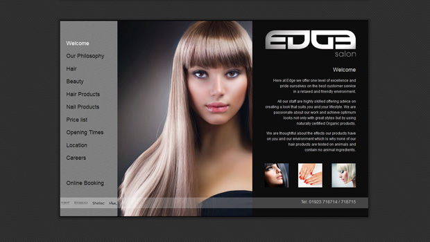 edge salon watford